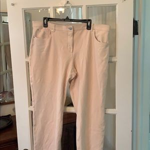 Chico's Elastic Waste Pants